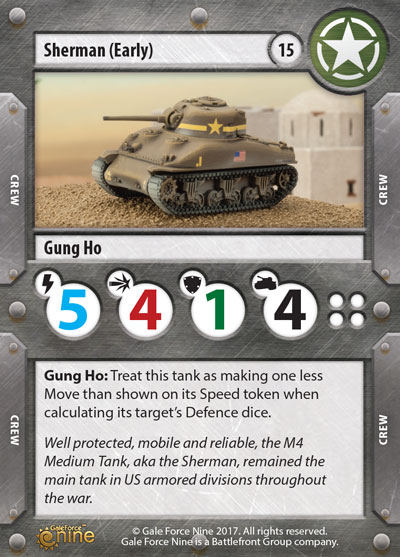 British Grant Tank Expansion