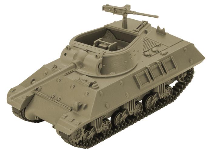 US Jackson (M10/M36) Tank Expansion