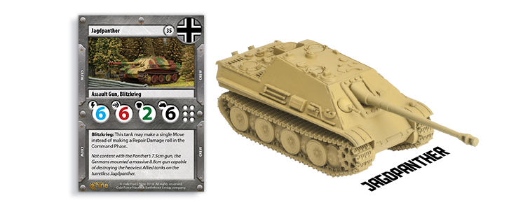 Panther vs Sherman Starter Set