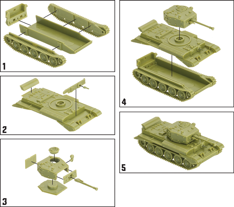 British Cromwell Tank Expansion