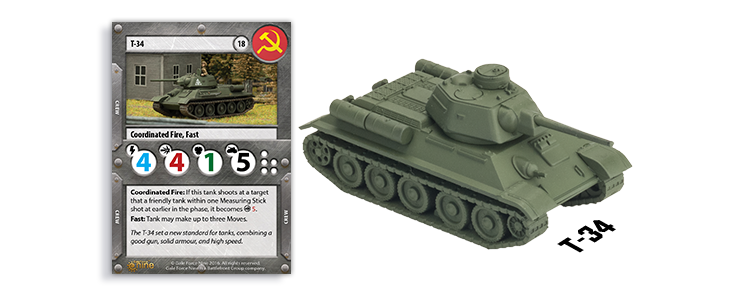 Soviet T-34 Tank Expansion