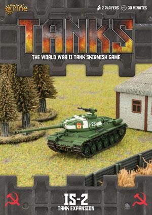 Soviet IS-2 Tank Expansion