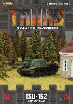 Soviet ISU-152 Tank Expansion