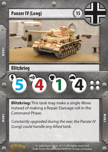 German Panzer IV 7.5cm Tank Expansion