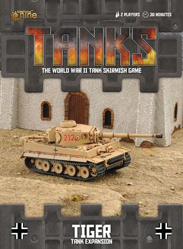 German Tiger Tank Expansion