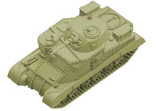 British Grant Tank Expansion
