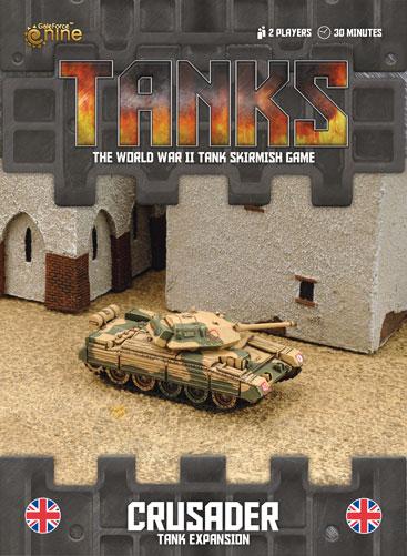 British Crusader II/III Tank Expansion