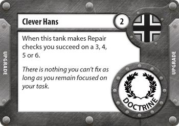 Tanks : sherman vs panther Doctrine-2-CleverHans