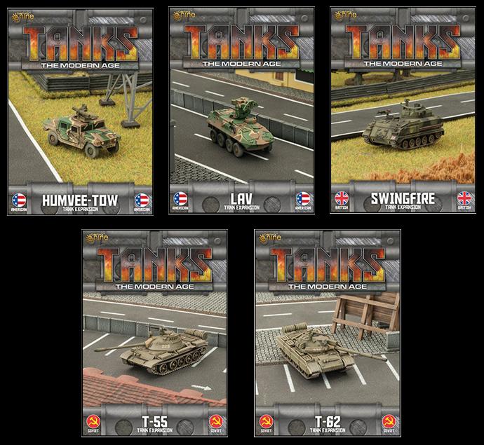 Tanks > Home
