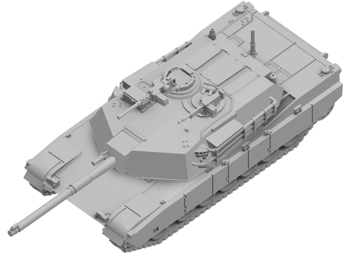 M1 Abrams Tank Expansion