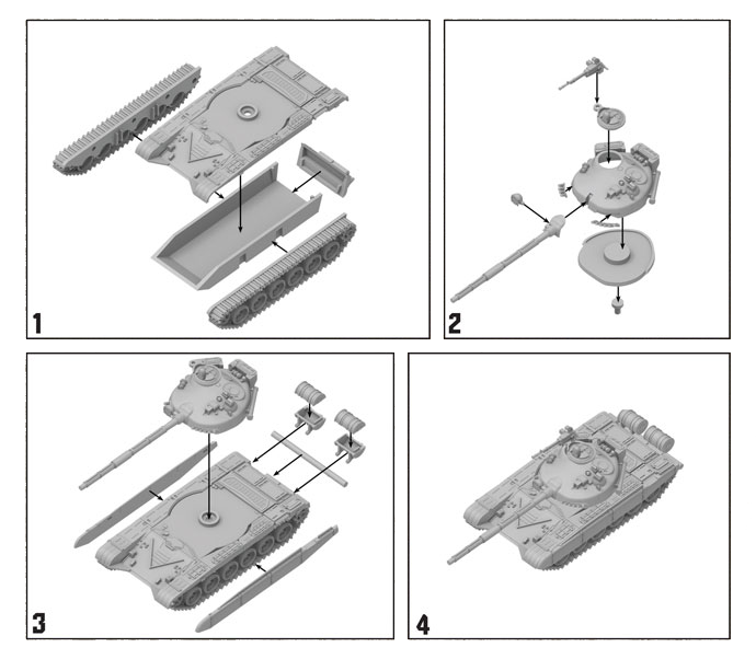 T-72 Tank Expansion