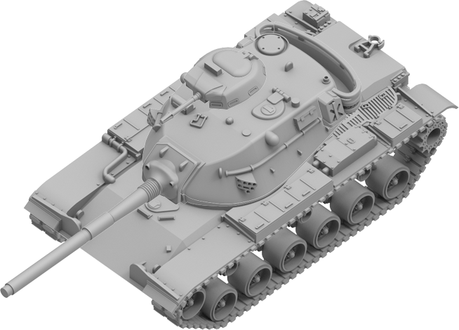 M60 Patton Tank Expansion