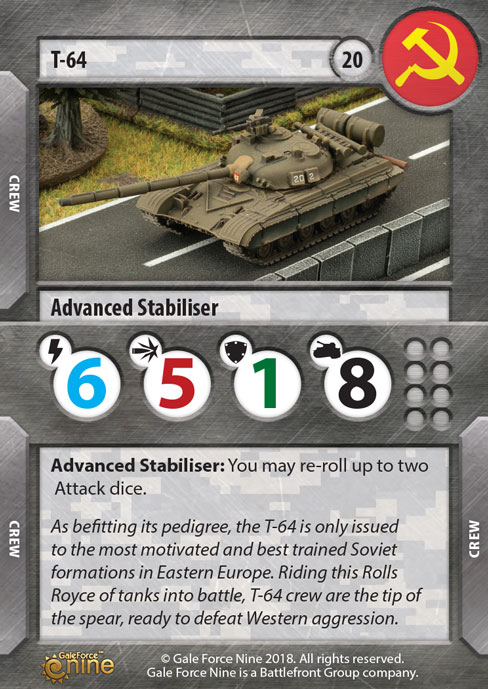 T-64 Tank Expansion