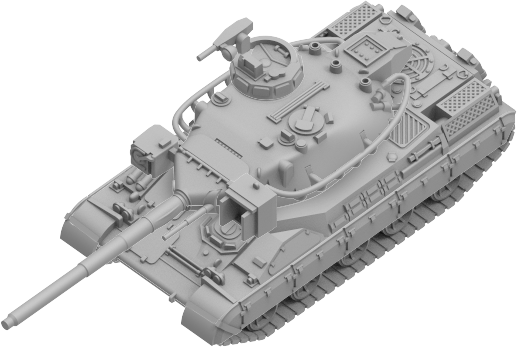 French AMX-30 Tank Expansion