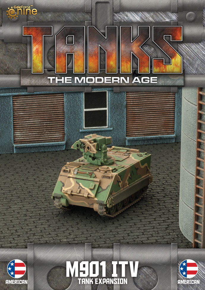 M901 ITV Tank Expansion
