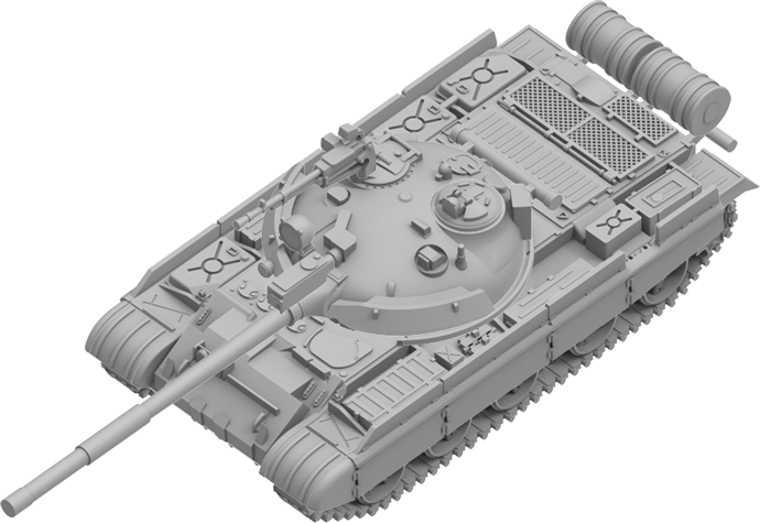 T-62 Tank Expansion