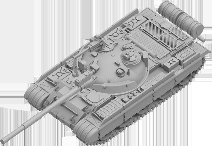 T-62 Tank Expansion