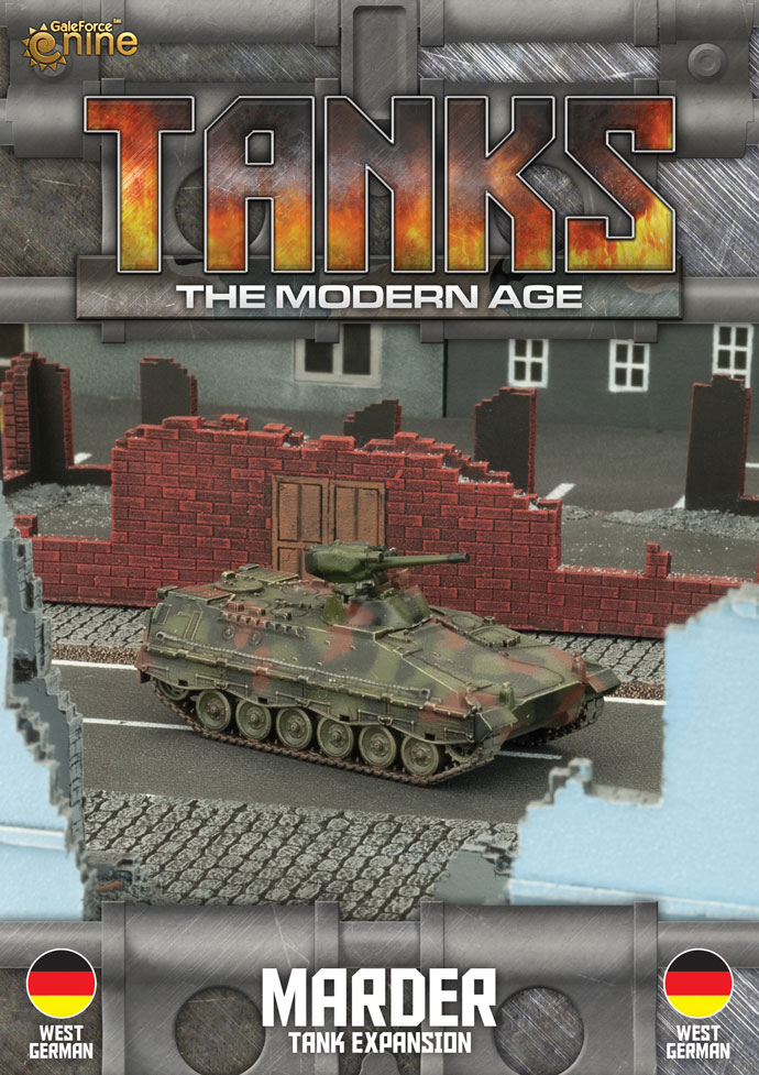 Marder Tank Expansion