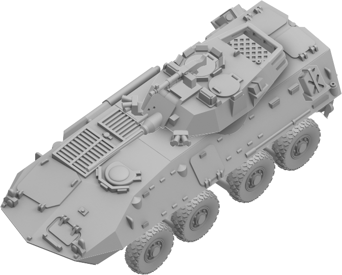 LAV Tank Expansion