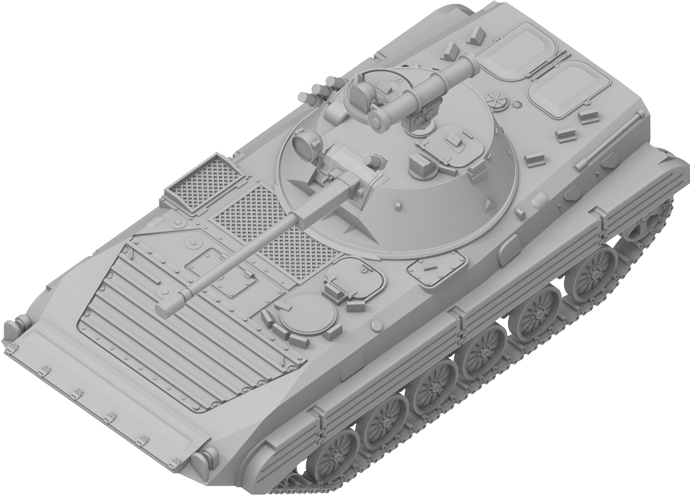 BMP Tank Expansion