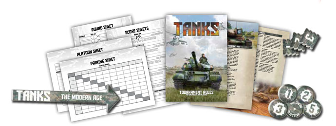 TANKS Event Kit
